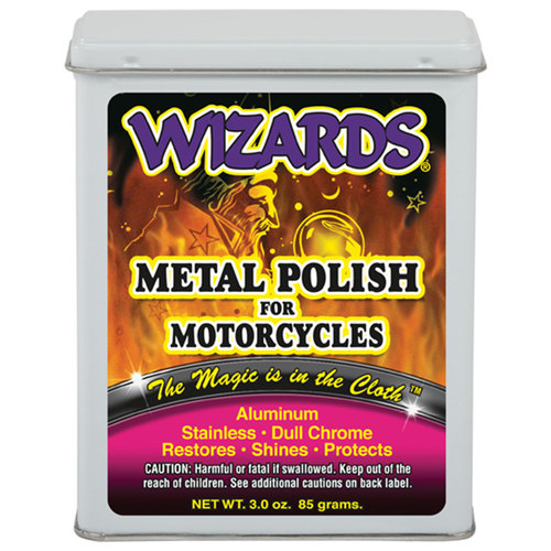 Metal Polish Cotton (Motorcycle)