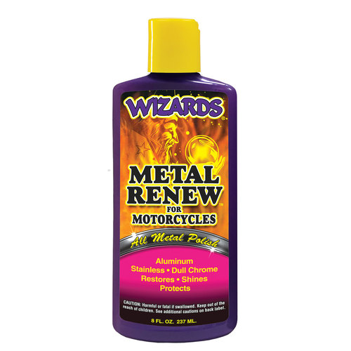 8oz Metal Renew (Motorcycle)